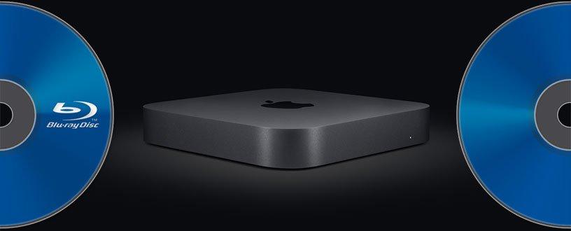 Mac mini Blu-ray