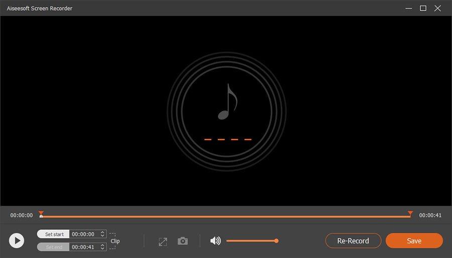 Edit Recorded Audio File