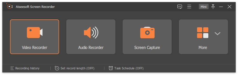 Record Apex Legends Choose Video Recorder Module
