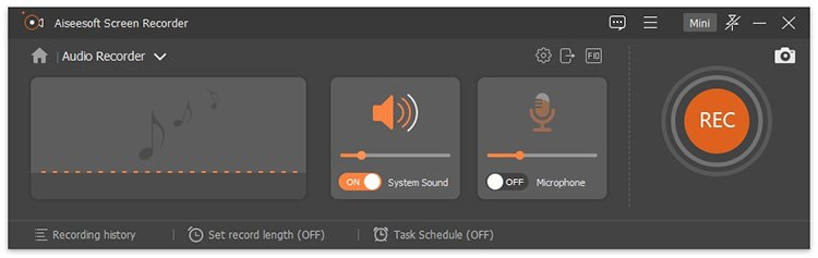 Turn on System Sound for Chrome Audio Capture