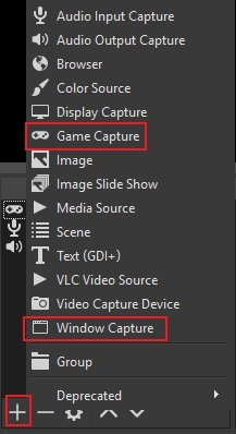 Add Video Source