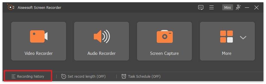 Quick Access to Windows 10 Voice Recording File