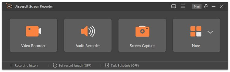 Record Skype Calls with Aiseesoft Screen Recorder