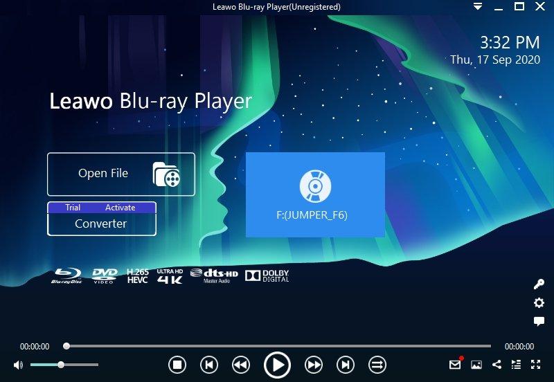 Leawo 3D Blu Ray Player