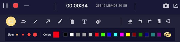 Mac Screen Recorder Edit Video