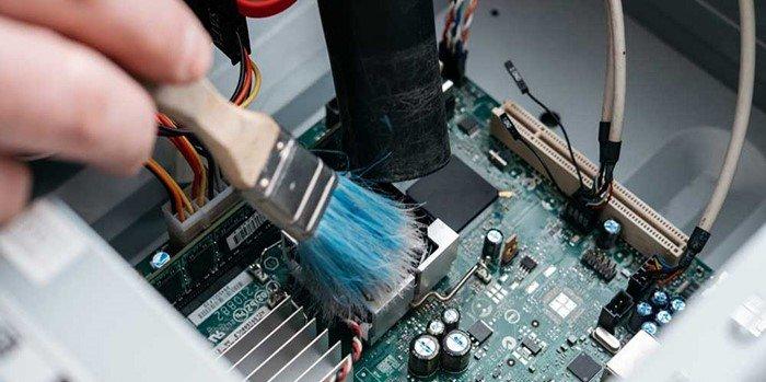 Clean A DVD Player