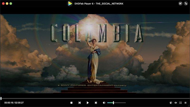 Play Blu-rays with DVDFab Mac Player