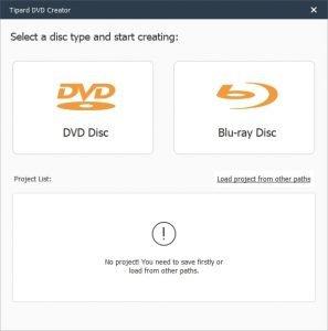 Choose to Burn DVD