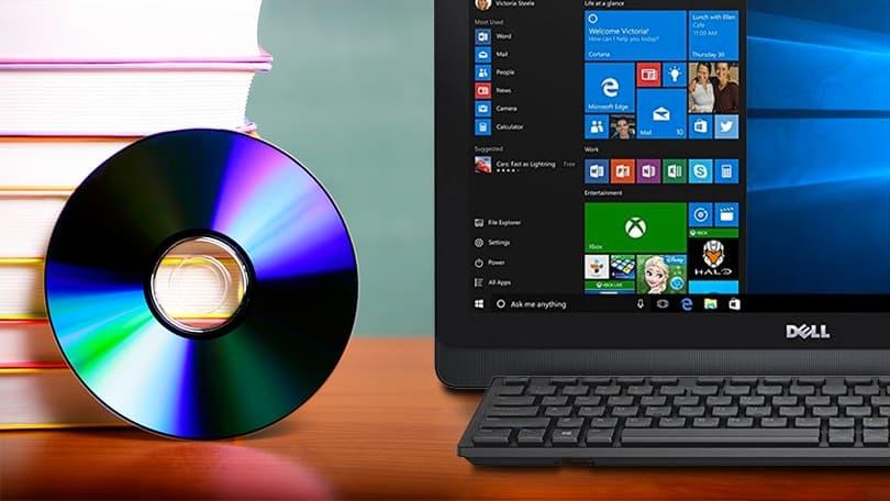 Copy A DVD on Windows 10