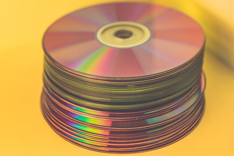 How to Fix Scratched DVD