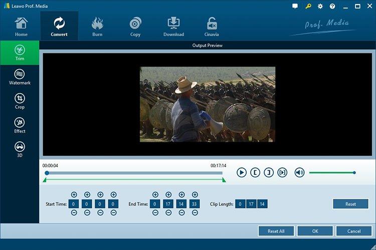 Leawo Prof Media Rip Convert DVD