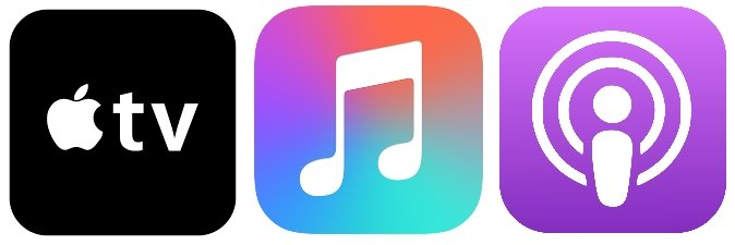 Transfer DVD to iTunes 3 Apps