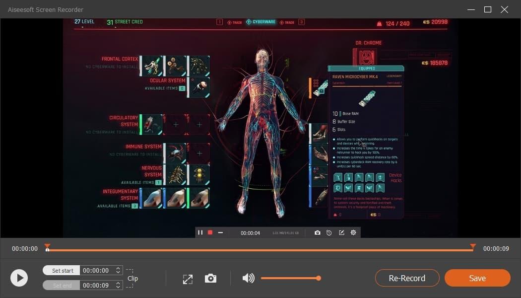 Preview Cyberpunk 2077 Video
