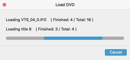 loading dvd on mac