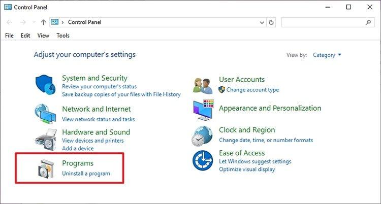 Open Programs on Windows PC for Windows Media Player