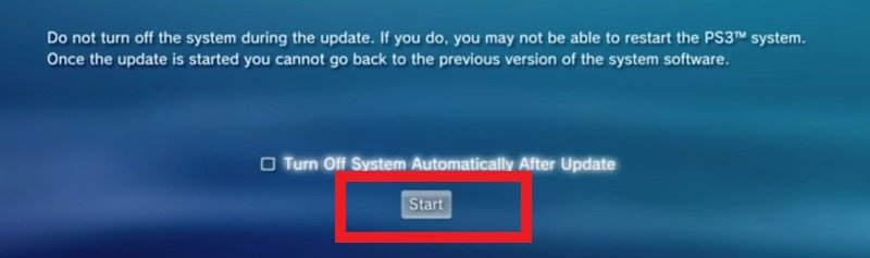 Upgrade PS3 System to Play Blu-ray