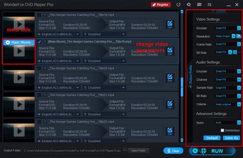 Wonderfox Adjust MP4