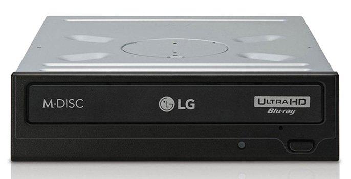 Best 4K Internal Burner Drive LG WH16NS60